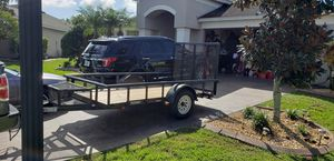 5.5×10 utility trailer for Sale in Parrish, FL