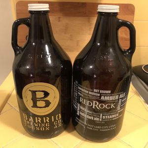 FREE Glass Growlers for Sale in Whittier, CA