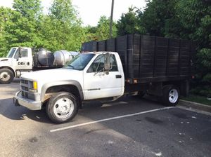 2001 Chevy 3500 HD FLAT BED 150K Miles for Sale in Woodbridge, VA