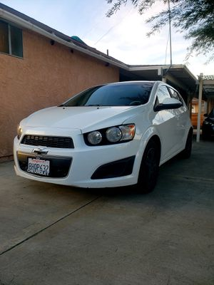 2013 Chevy sonic turbo for Sale in Fontana, CA