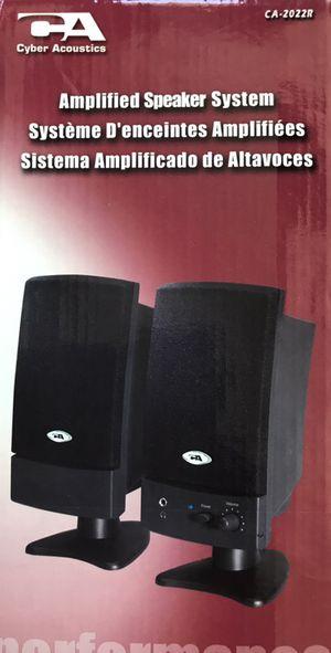Speakers for Desktop for Sale in Houston, TX