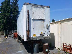 1994 Utility Semi Trailer for Sale in Glendora, CA