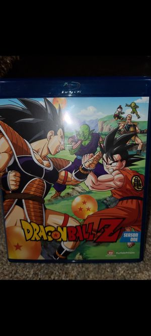 Dragon ball Z season 1 one blu ray for Sale in Rancho Cucamonga, CA