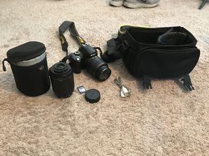 Nikon D60 for Sale in Fresno, CA