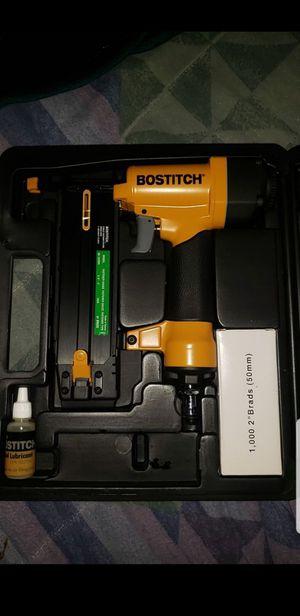 Bostitch brad nail gun for Sale in Riverside, CA