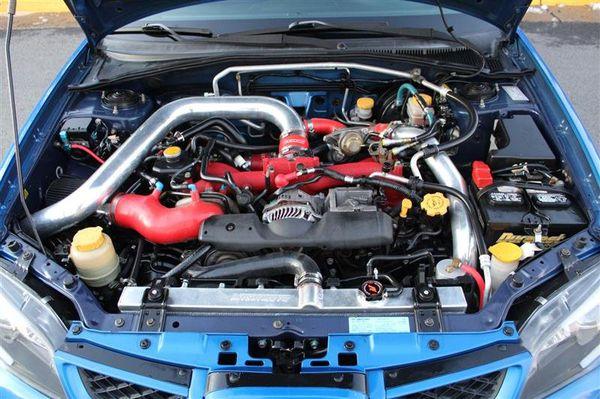 2006 Subaru Impreza Sedan