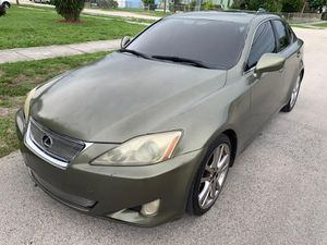 2007 Lexus is250 - Clean title runs great ✅ for Sale in Miami, FL
