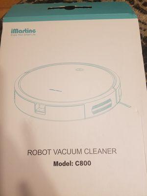 Imartine robot vacuum cleaner c800 for Sale in Affton, MO