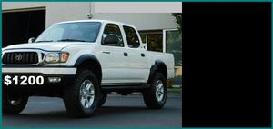 Price$1200 Toyota Tacoma for Sale in Downey, CA