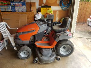 "Husquevarna 54"" Riding lawn mower for Sale in Garland, TX"