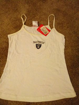 NFL Raiders women's tank top - large for Sale in Pico Rivera, CA