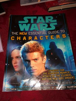 Star Wars Character Book for Sale in San Diego, CA