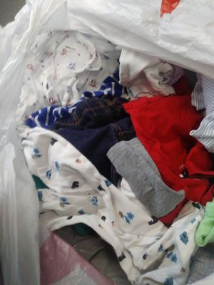 Bag of 3-6mos baby clothes. SUPER CUTE! for Sale in Tampa, FL