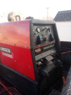 Lincon welder generator text me (801*516-6540 for Sale in Midvale,  UT