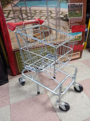 Kids mini shopping cart for Sale in Philadelphia, PA