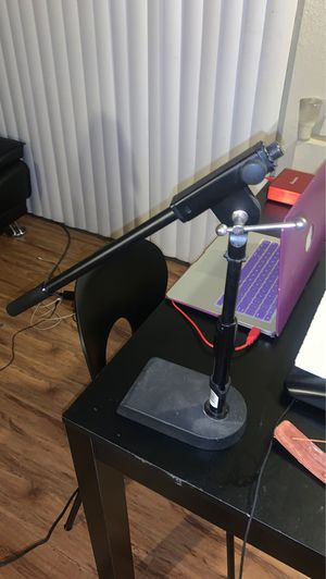 Proline Desk Microphone Stand . for Sale in Los Angeles, CA