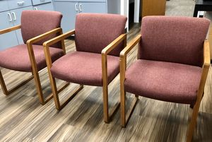 3 Office chairs for Sale in St. Petersburg, FL