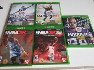 Xbox One Games for Sale in Miami, FL