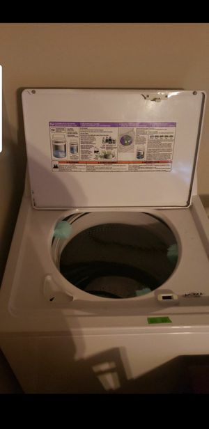 Washer and dryer for sale. (Fairly new) for Sale in Woodbridge, VA