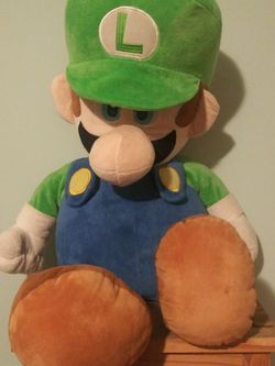 Extra Large Plush Luigi for Sale in Bartow,  FL