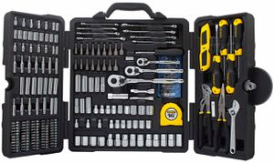Stanley 210 Piece Mixed Tool Set for Sale in Staten Island, NY