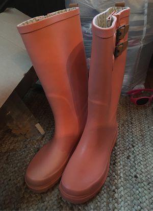 Women's size 7 rain boots for Sale in NJ, US
