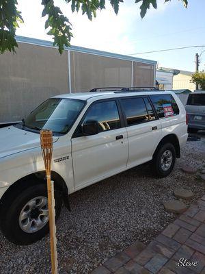 98 Montero Sport for Sale in Yuma, AZ