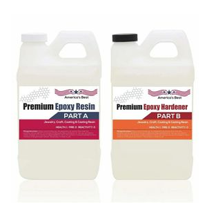 Crystal clear epoxy resin for Sale in Rialto, CA