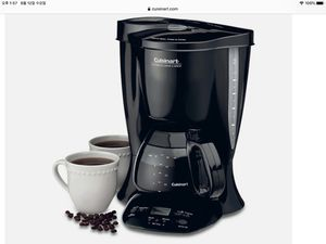 Cuisinart coffee maker 10cup-brand new for Sale in Dublin, OH