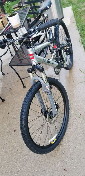 The north face bike kichatna full suspension for Sale in Galloway, OH