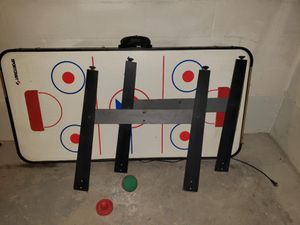 SportCraft Air Hockey Table With Digital Score Keeper for Sale in Olmsted Falls, OH