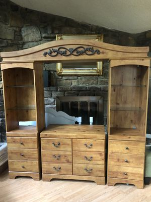 Ashley Entertainment Center for Sale in Tulsa, OK