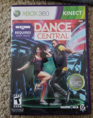Xbox kinect 360 game for Sale in Bowie, MD