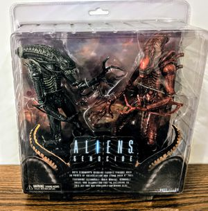 NECA ALIENS GENOCIDE DUO PACK for Sale in Vancouver, WA