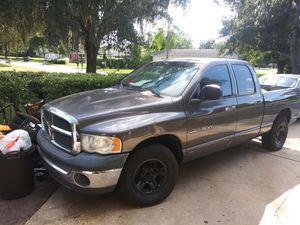 Dodge 2003 truck for Sale in Bartow, FL