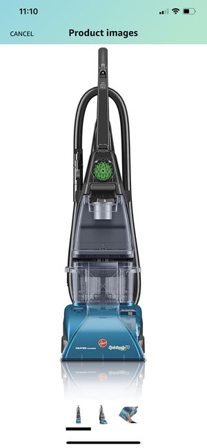 Hoover Carpet Cleaner SteamVac with Clean Surge Carpet Cleaner Machine F5914900 for Sale in Raleigh, NC