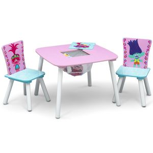 Trolls World Tour Table and Chair Set with Storage for Sale in Los Angeles, CA