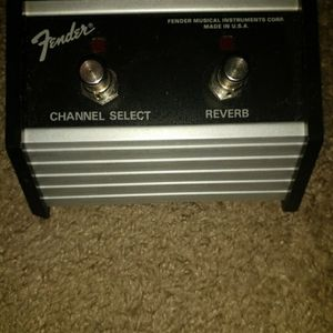 Guitar Fender/foot Switch Bundle for Sale in Stockton, CA