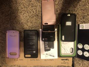 Rechargeable phone cases for Sale in Prattville, AL