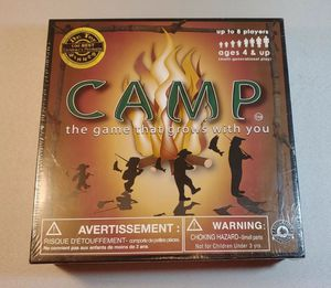 Camp Board Game for Sale in Doylestown, PA