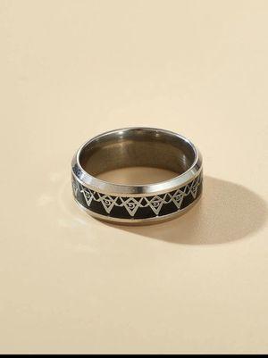 Men Geometric Design Ring for Sale in National City, CA