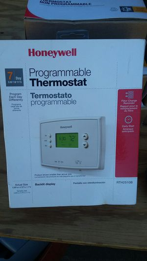 Thermostats for Sale in Roebuck, SC