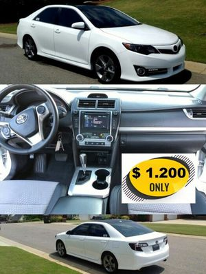 2012 Toyota Camry Price$1200 for Sale in Pittsburgh, PA