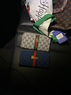 Gucci wallets for Sale in Fremont,  CA