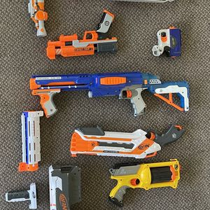 Nerf Guns Toys for Sale in Santee, CA