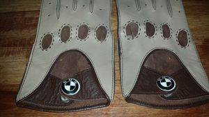 Leather BMW gloves xs for Sale in Apex, NC