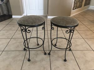 2 Barstools for Sale in Tampa, FL