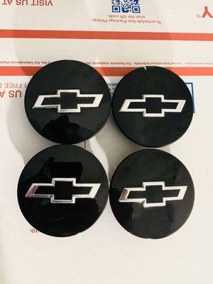 Chevy Genuine Oem Wheel Centercaps Set: New Model for Sale in Glendora, CA