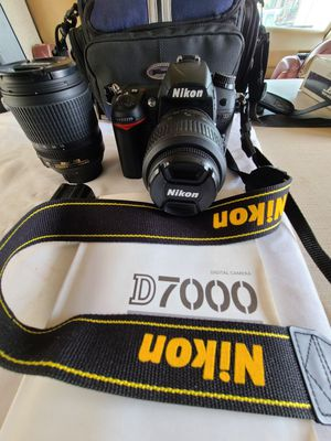 Nikon D7000 digital camera for Sale in Chula Vista, CA