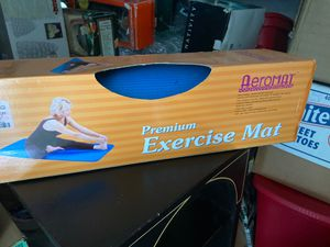 Exercise mat new in box for Sale in Oceano, CA